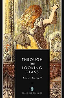 Through Looking Glass Illustrated Lewis Carroll ebook product image