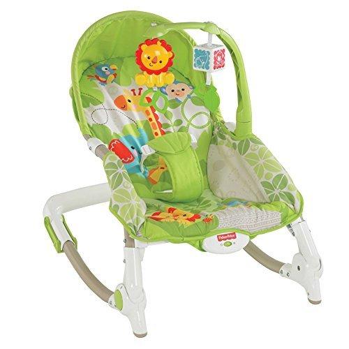 Amazing Fisher-Price Newborn-to-Toddler Rocker