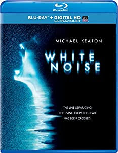 Cover Image for 'White Noise (Blu-ray + DIGITAL HD with UltraViolet)'