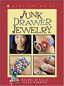 Childrens book with necklace