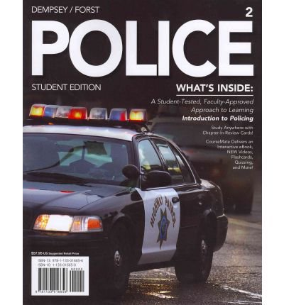 Police-Student edition (2nd, 13) by Dempsey, John S - Forst, Linda S [Paperback (2012)]