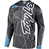 Troy Lee Designs Sprint Metric Jersey Gray/Blue XXL