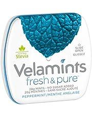 Velamints Peppermint, 20 Grams (Pack of 6)