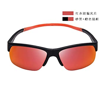 LMHMJYJ Gafas de Sol para Pesca Gafas de Sol polarizadas para Pesca Gafas, Luz polarizada