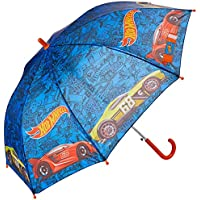 Guarda Chuva Top Hot Wheels Mimo Style Azul