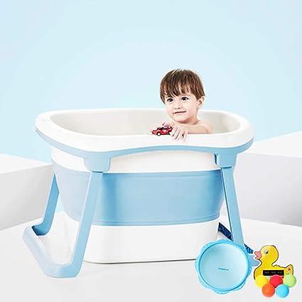 Cubo Para Bañar Bebes | Ltyg Bebe Infantil Nino Bano Banera Natacion Cubo Puede Sentarse