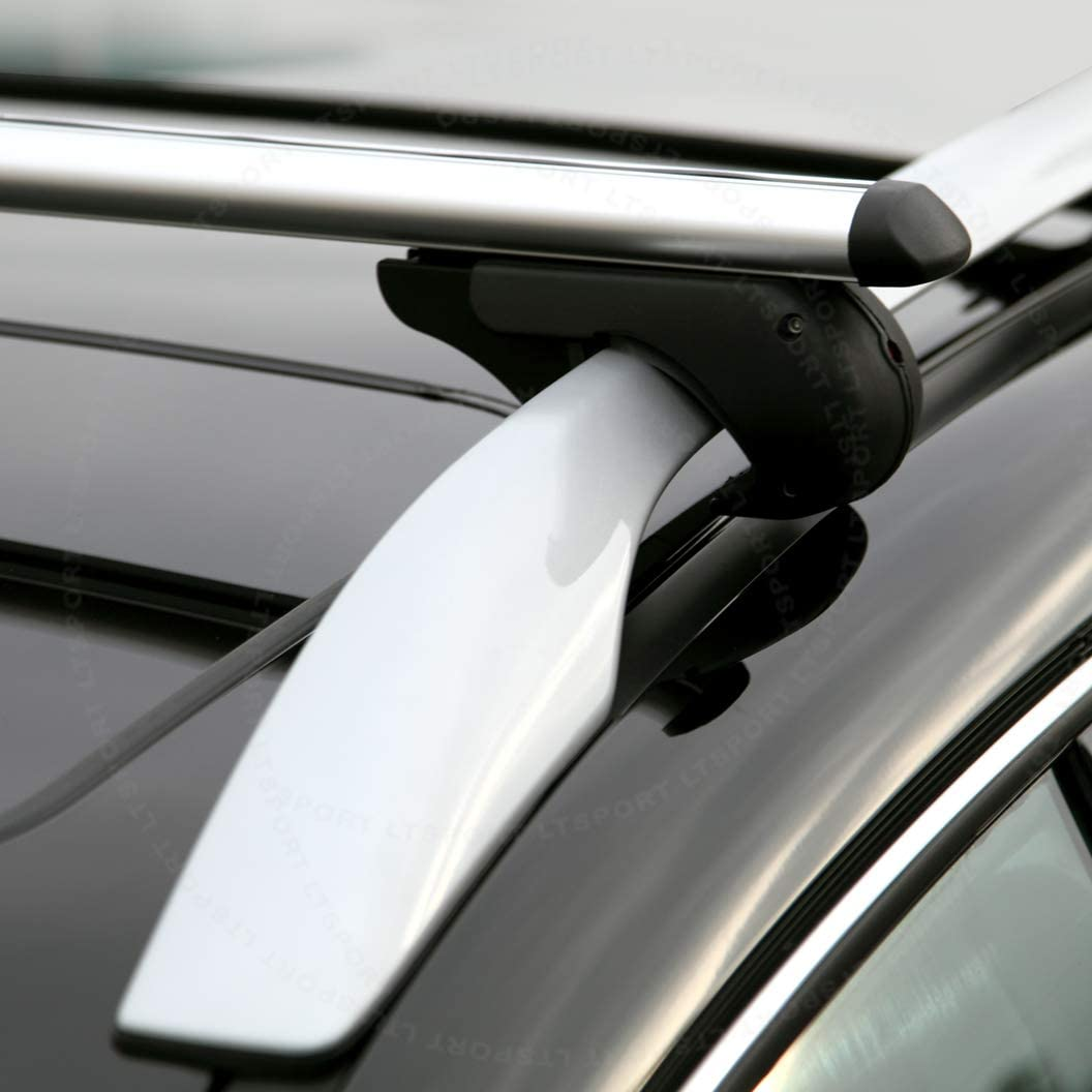 LT Sport SN#100000000138-238 for Volvo V40//V50//XC70//XC90 Cross Bars Aluminum Carrier Roof Rack