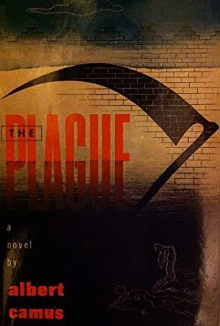 book cover of The Plague