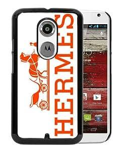 Hot Sale Motorola Moto X 2nd Generation Case ,Unique And Lovely Designed Case With Hermes 27 Black Motorola Moto X 2nd Generation Cover