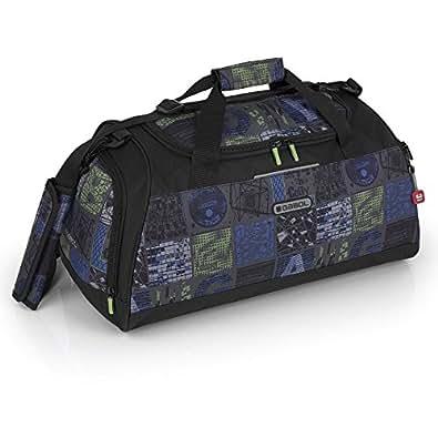 Bolsa de viaje equipaje de mano bolsa de deporte (218006 City)