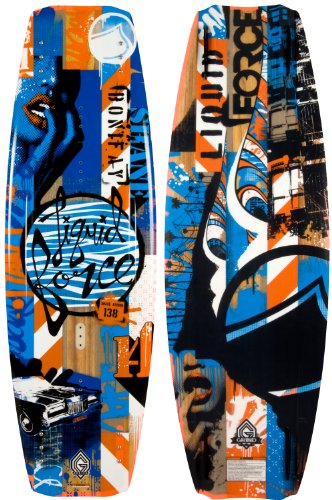Liquid Force Shane Hybrid Wakeboard 142 Mens