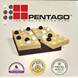 Mindtwister USA Pentago Classic Wood Game
