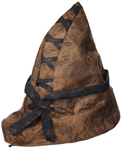 Forum Novelties Deluxe Medieval Robin Hood Brown Hat]()