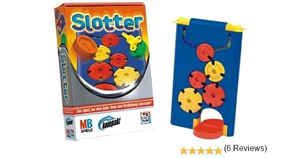 Hasbro 15814100 – MB slotter compacta: Amazon.es: Juguetes y juegos