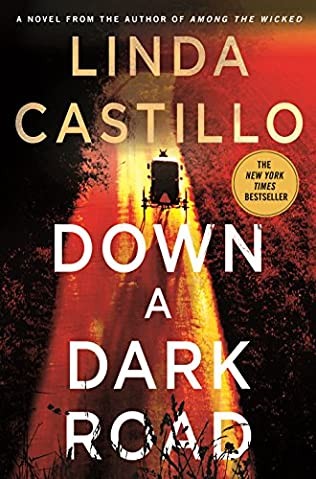book cover of Down a Dark Road