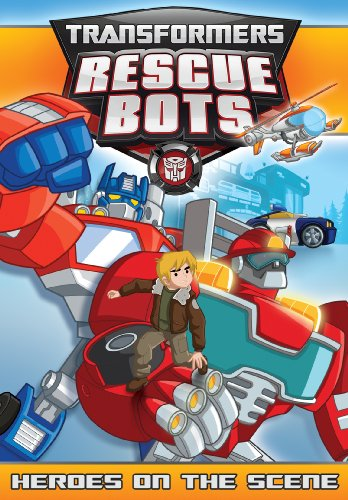 Transformers Rescue Bots: Heroes On The