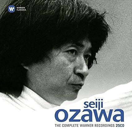 Seiji Ozawa: The Complete Warner Recordings