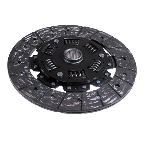 Blue Print ADN13167 Clutch Disc, pack of one: