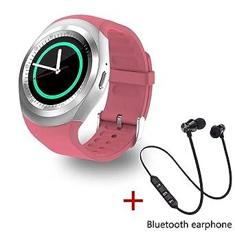SZPZC Smart Watch Llamada De Teléfono gsm Sim Control Remoto De ...