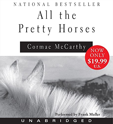 All The Pretty Horses Low Price CD by HarperAudio