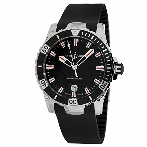 Ulysse Nardin lady diver automatic-self-wind womens Watch 8153-180-3/02 (Certified Pre-owned)