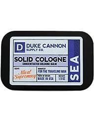 Duke Cannon Men's Solid Cologne, 1.5oz. - Sea