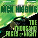 The Thousand Faces of Night Audiobook by Jack Higgins Narrated by Michael Page