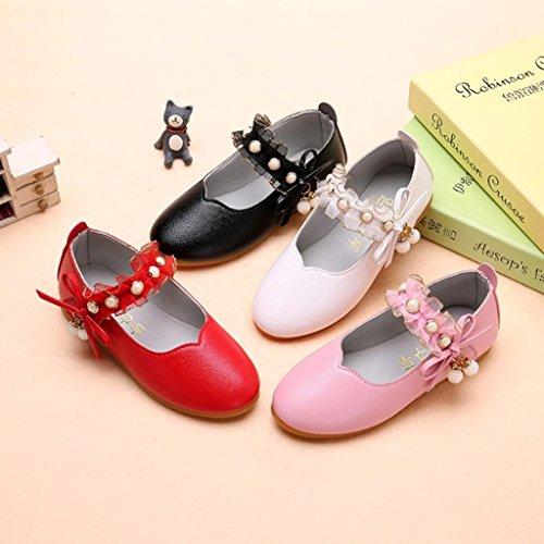 Mariage Butterfly Sport De Enfants Casual Perle Princesse Bow Sandales Fille Blanc Filles Electri Bébé Dans Pendentif Chaussures gnUqZ