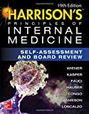 img - for Harrison's Principles of Internal Medicine Self-Assessment and Board Review, 19th Edition book / textbook / text book