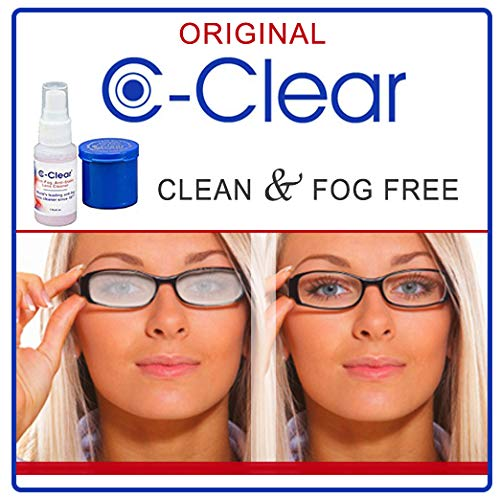 C-Clear Anti Fog Lens Cleaner - (3) 1 Oz Spray Bottles by C-Clear (Image #6)