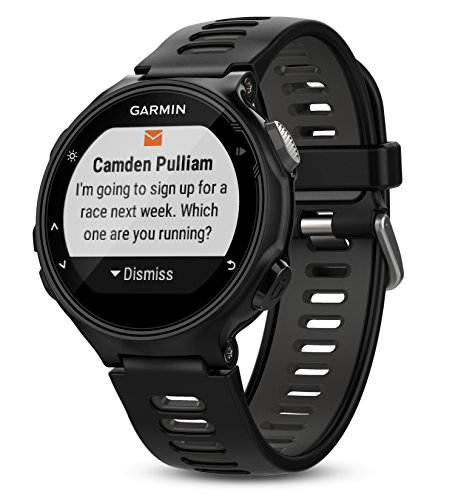 Garmin Forerunner 735XT (Black/Gray, Run-Bundle) Power Bundle | Includes HRM-Run Chest Strap, HD Glass Screen Protectors (x2) & PlayBetter Portable Charger | Multisport GPS Running Watch by PlayBetter (Image #8)