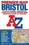 A-Z Bristol Premier Map