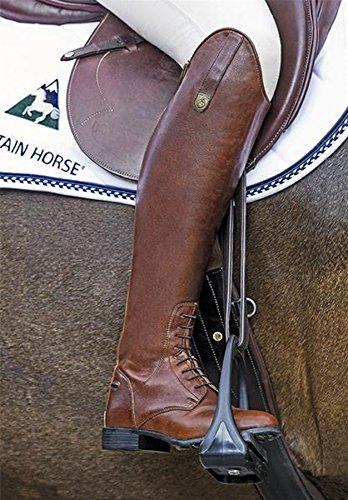 Nappa Comfort Alta Boot Equitazione Montagna Brown Di Concorrenza Rider aUOOqw