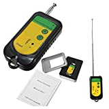 Detector - SODIAL(R) NEW Anti-Spy Signal Bug RF Detector Hidden Camera GSM Wireless Device Finder Black