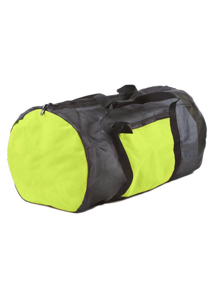 Rock N Sports Convertible mesh backpack/duffel bag Yellow