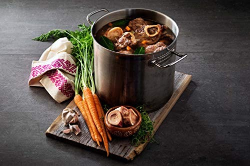 Rumba Meats Beef Bone Broth Box, Oxtail, Hindshank, and Marrow Bones, Frozen (Pack of 6) by Rumba (Image #1)