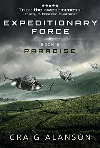 Paradise (Expeditionary Force Book 3) by [Alanson, Craig]