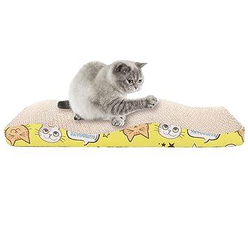 Amazon.com : Professional Cat Play Scratching Pads Animals ...