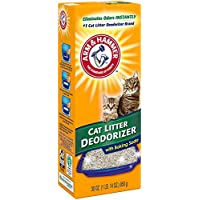 Deals on ARM & Hammer Cat Litter Deodorizer 20-Oz