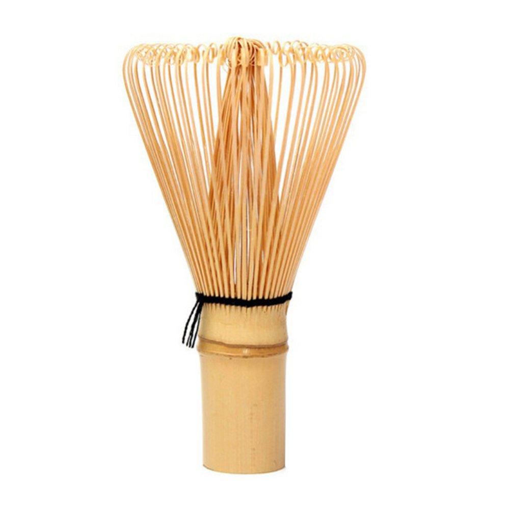 Austinstore Natural Bamboo Matcha Green Tea Powder Whisk Brush Tool Classic Japanese Style