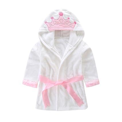 Gugutogo La ropa de dormir adorable y linda del bebé del pijama de los bebés de