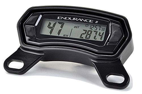Trail Tech Endurance Speedometer - Trail Tech 021-TM2 Endurance II Black Dashboard Protector