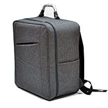 TELESIN Backpack Case Carrying Case Shoulder Case Bag for DJI Phantom 4 Professional/Advanced RC Drone, Mavic Pro Waterproof Outdoor Protective Carrying Casing (Phantom 4 Backpack)