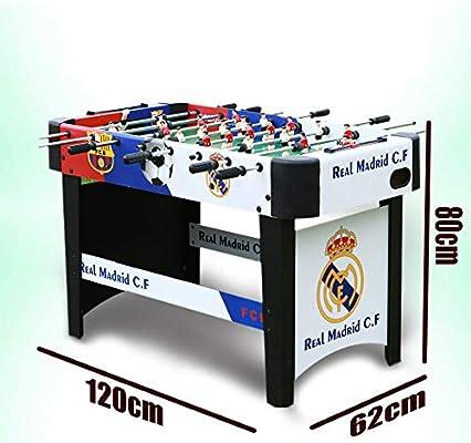 XBSD Mesa de futbolín, Mini Accesorios de Juego de Billar de ...