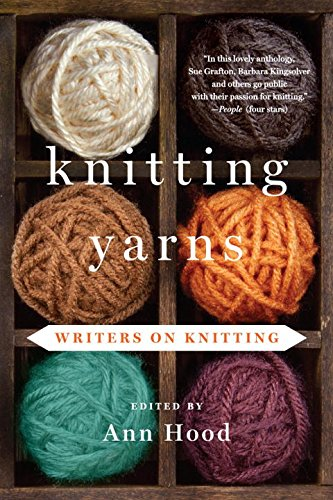 knitting yarns ann hood - 1