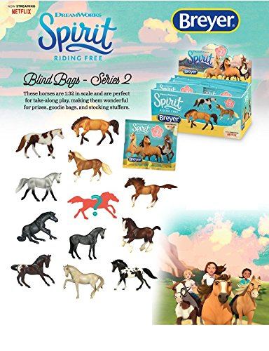Breyer Spirit