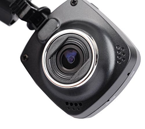 Lian LifeStyle Latest Technology HD Dash Camera Trusted Quality Car Accessories: Security Camera Front & Rear with Night Vision for Safety LY750