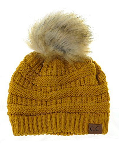 NYFAS (Yellow Beanie Hat)