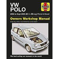 VW Polo Petrol & Diesel (02 - Sep 09) 51 To 59