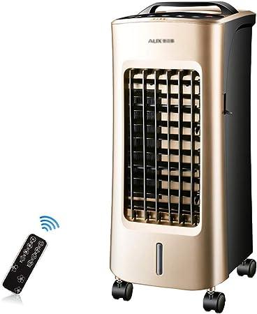 Lattice Climatizadores evaporativos 4 In1 Purificador De Aire, Calentador, Ventilador Y Humidificador - FuncióN MúLtiple con Control Remoto, PurificacióN De Aire Y 12 Horas De SincronizacióN: Amazon.es: Hogar
